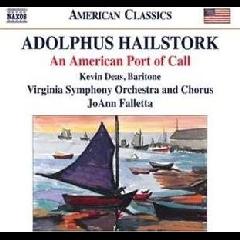 Deas/virginia Symph/chorus - An American Port Of Call (CD)
