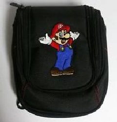 """Official """"Mario"""" pouch for Nintendo (2DS)"""