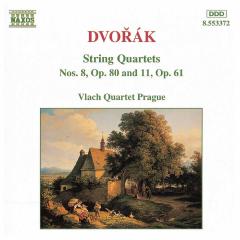 Vlach Quartet Prague - String Quartets Nos.8 & 11 (CD)