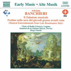 Choir Of Radio Svizzera, Lugano - Choral Works (CD)