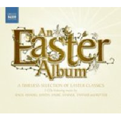 An Easter Album - Various Artists (CD)