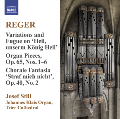 Reger: Organ Works Vol 9 - Organ Works - Vol.9 (CD)