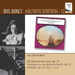 Rachmaninov:Idil Biret Archive Ed V12 - (Import CD)