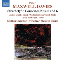 Scottish Chamber Orchestra - Strathclyde Concerto Nos.5 & 6 (CD)