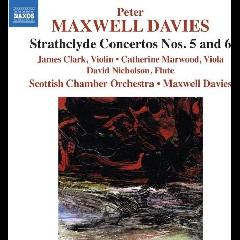 Scottish Chamber Orchestra - Strathclyde Concerto Nos.5 & 6 (CD)