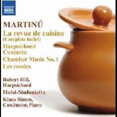 Martinu:La Revue De Cuisine Harpsicho - (Import CD)