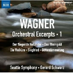 Seattle Symphony/schwarz - Overtures / Excerpts (CD)