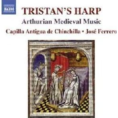 Tristan's Harp:Arthurian Medieval Mus - (Import CD)