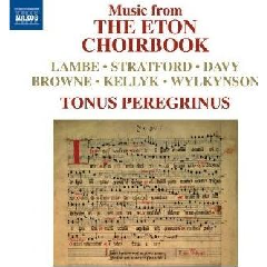 Music from The Eton Choirbook - (Import CD)