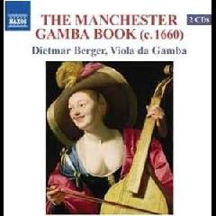 Dietmar Berger - The Manchester Gamba Book (CD)