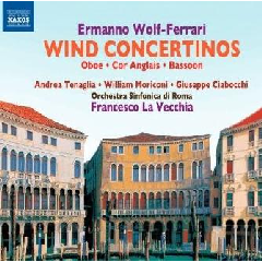Orchestra Sinfonica Di Roma - Concertinos (CD)