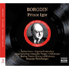 Prince Igor - Historical Recording - Various Artists (CD)