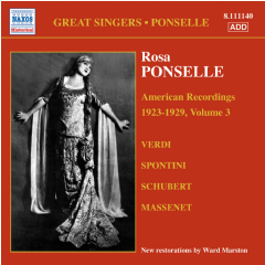 Various: Rosa Ponselle - Various Artists (CD)