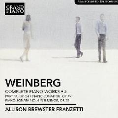 Allison Brewster Franzetti - Complete Piano Works - Vol.2 (CD)