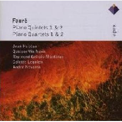 Faure - Apex Series - Piano Quintets (CD)
