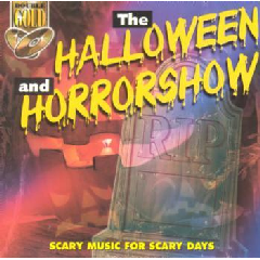 Halloween And Horror Show - Various Artists (CD)