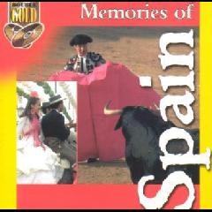 Memories Of Spain - Various Artists (CD)