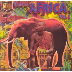 This Is Africa - Vol.1 - Various Artists (CD)