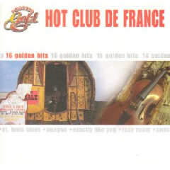 Hot Club De France - Various Artists (CD)