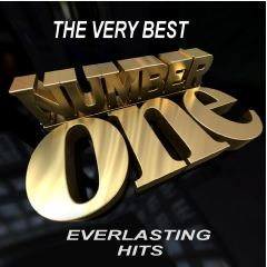 Very Best Everlasting Number One Hits - Vol.1 - Various Artists (CD)