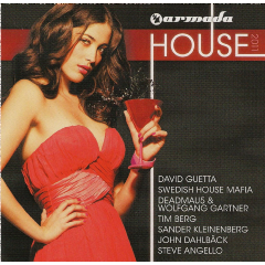 Armada House 2011 - Various Artists (CD)