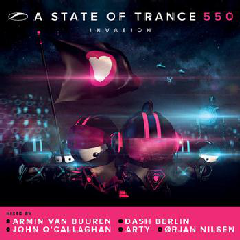 Armin Van Buuren & Friends - A State Of Trance 550 (CD)