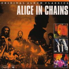 Alice In Chains - Original Album Classics - Jar Of Flies / Sap / MTV Unplugged (CD)