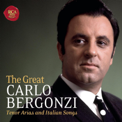 Bergonzi Carlo - The Great Bergonzi (CD)