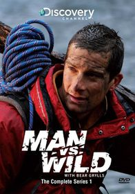 Man Vs Wild - Season 1 (DVD)