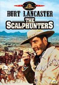 The Scalphunters (DVD)