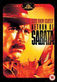 The Return Of Sabata (DVD)
