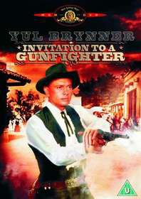 Invitation To A Gunfighter (DVD)