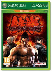 Tekken 6 (Xbox 360 Classics)