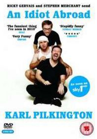 An Idiot Abroad - (Import DVD)