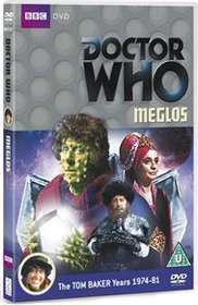 Doctor Who: Meglos - (Import DVD)