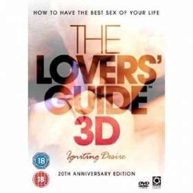 Lovers Guide 3D (DVD)