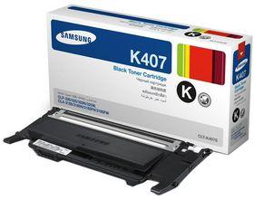 Samsung CLT-K407S - Black