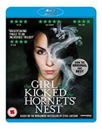 The Girl Who Kicked The Hornets Nest (Blu-ray)
