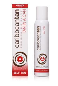 Caribbean Tan Ct-004 Tan In Can Instant Colour A