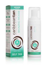 Caribbean Tan Ct-010 Tanning Mousse—Gradual A