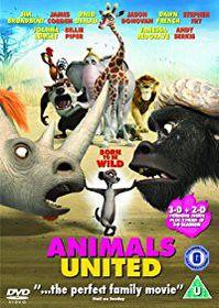 Animals United 3D (DVD)