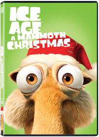 Ice Age: A Mammoth Christmas (DVD)
