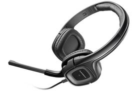 Plantronics Audio 355 Stereo headset - Black
