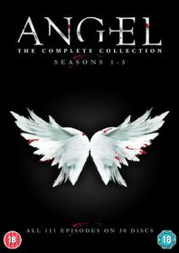 Angel Complete Series 1-5 - Red Tag (Region 2)