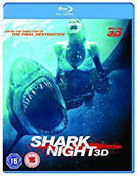 Shark Night (3D Blu-ray)