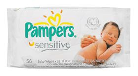 Pampers - Baby Wipes Sensitive - 1 x 56