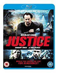 Justice (Blu-ray)