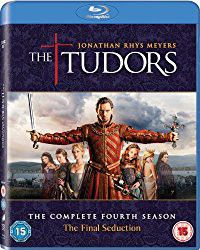 The Tudors Season 4 (Blu-ray)