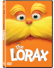 Dr. Seuss's The Lorax (DVD)