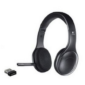 Logitech H800 - Wireless Headset - Black